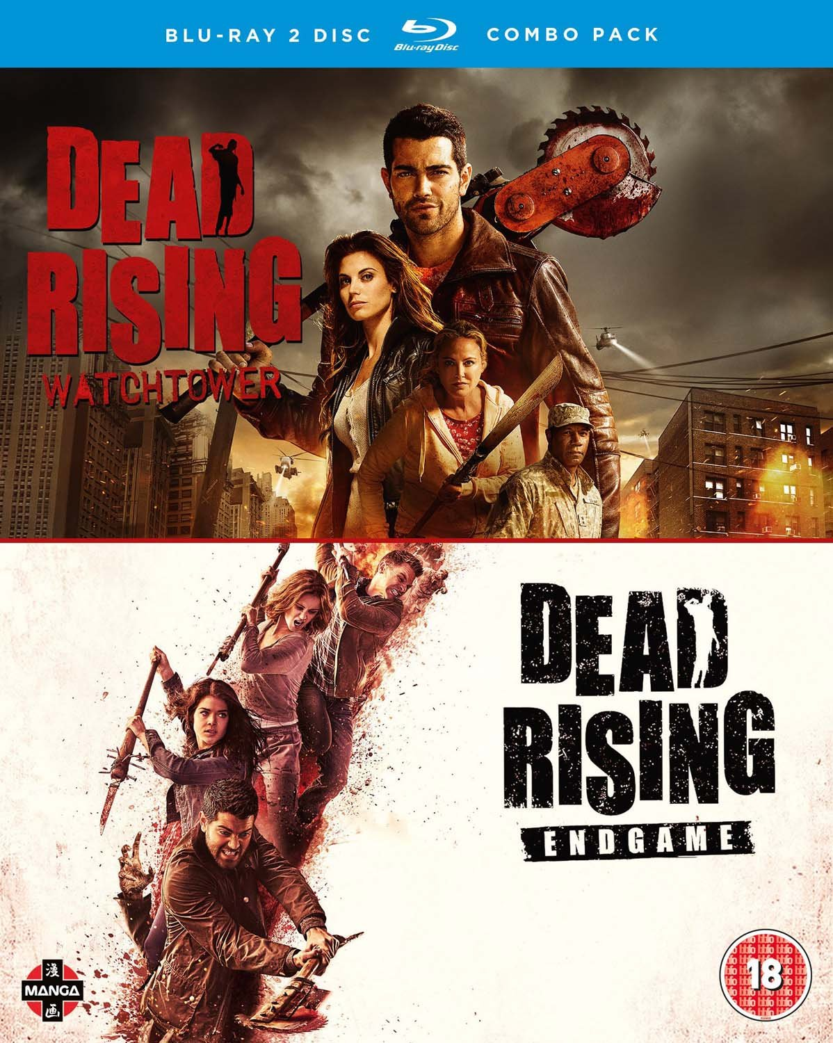 Dead Rising Watchtower Endgame Double P Buy Online In Cambodia At Desertcart