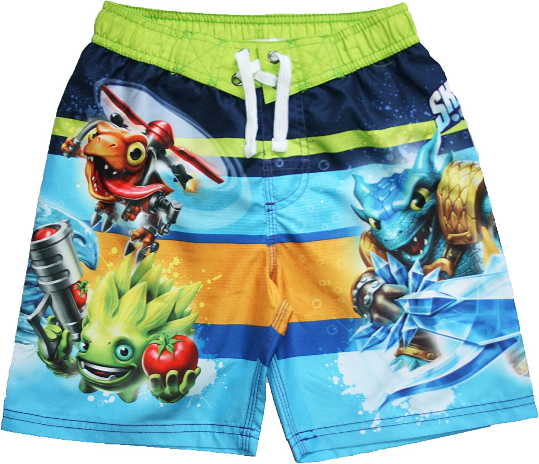 Ranking TOP4 Skylanders Inexpensive Boy Swim Shorts Trunks