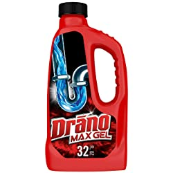 Drano Max Gel Clog Remover, 32 FL Ounce