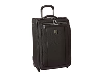 Travelpro Platinum Magna 2 22 Expandable Rollaboard Suiter (Black) Luggage