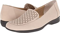 Sand Nubuck Leather Laser Cut