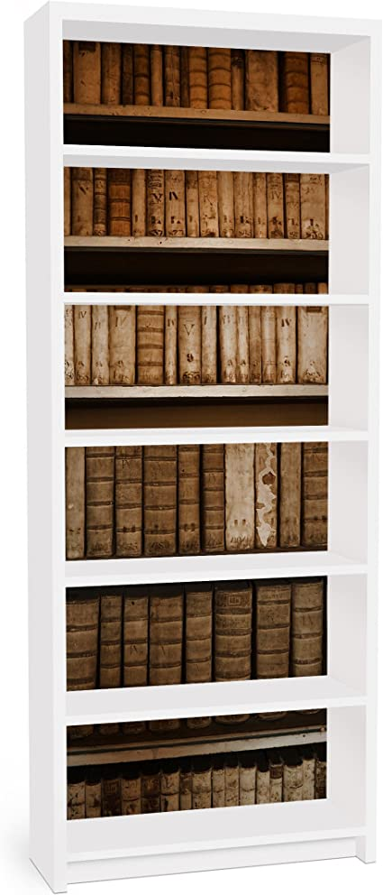 Vinilo Adhesivo para Muebles IKEA - Billy Bookshelf - Old ...