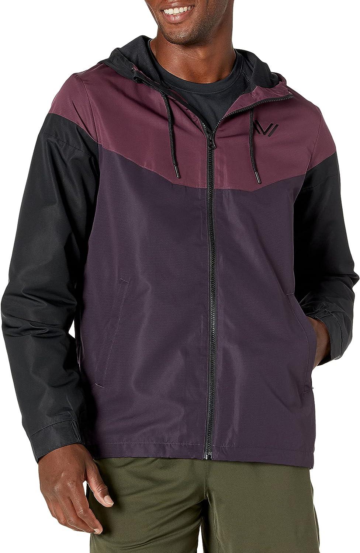 Peak Velocity お求めやすく価格改定 Men's 公式ショップ Zephyr Windbreaker Jacket Loose-Fit