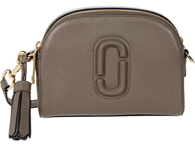 Marc Jacobs Shutter Crossbody (Loam Soil) Handbags