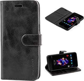 oneplus 5 leather wallet case