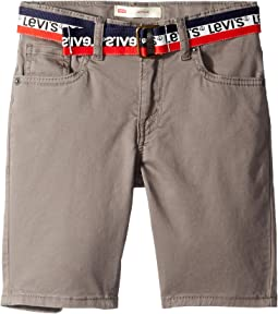 511 Slim Fit Soft Brushed Twill Shorts (Little Kids)