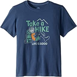 Take a Hike Crusher T-Shirt (Little Kids/Big Kids)