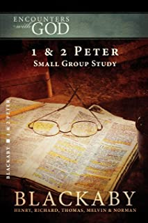 The First and Second Epistles of Peter (Encounters With God)