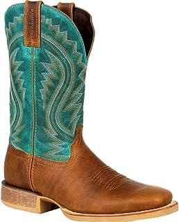حذاء برقبة غربي للقمح مكتوب عليه Rebel Pro Sunset من Durango