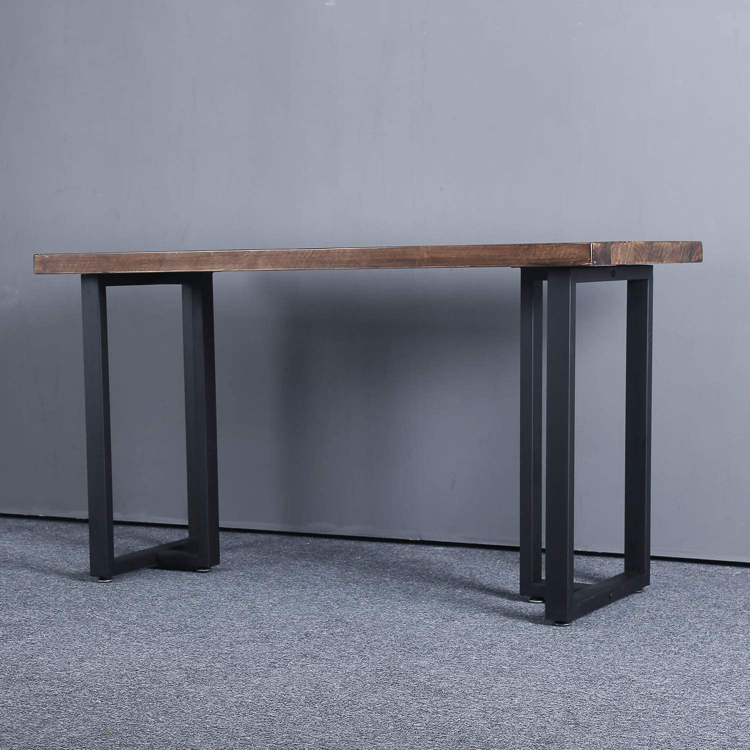 Max 69% OFF Super sale period limited 2 Pcs Metal Furniture Legs Black Dining Industrial Table Ca