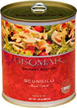 Chilean Gourmet Seafood, Scungilli (Sliced Conch), 29 Ounces, 6 pack