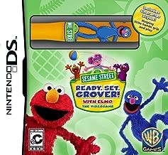 Sesame Street: Ready, Set, Grover! - Nintendo DS