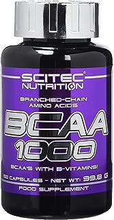 Bcaa 1000 - 100 capsules - Scitec nutrition