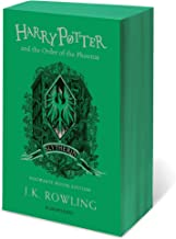 Harry Potter and the Order of the Phoenix: J.K. Rowling (Slytherin Edition - Green)