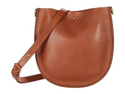 Madewell Mini Transport U Saddle Bag