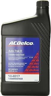 Genuine GM Fluid 88900402 Auto Trak II Transfer Case Fluid - 33.8 oz.