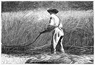 The Veteran In A New Field Nwood Engraving From An American Newspaper Of 1867 After A Painting By Winslow Homer 1865 Poster Print by (24 x 36)