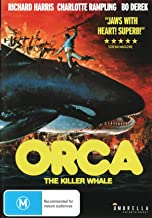 Orca The Killer Whale DVD (Richard Harris, Bo Derek)