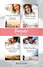 Forever Box Set 1-4 April 2020/The Bodyguard and the Heiress/Her Billionaire Protector/One Night with Her Millionaire Boss...