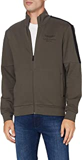 Hackett London Men's Amr Fzip Sweat Sweatshirt