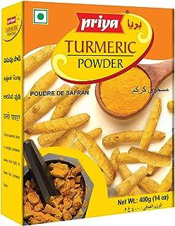 PRIYA FOODS Turmeric Powder 400 gm