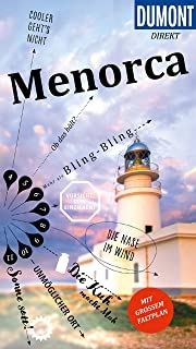 DuMont direkt Reiseführer Menorca: Mit großem Faltplan (
