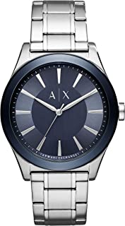 A|X Men's Stainless Steel Watchm AX2331