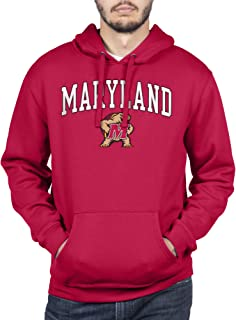Elite Fan Shop NCAA Men's Team Color Hoodie Sweatshirt
