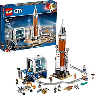LEGO City Space Deep Space Rocket and Launch Control...