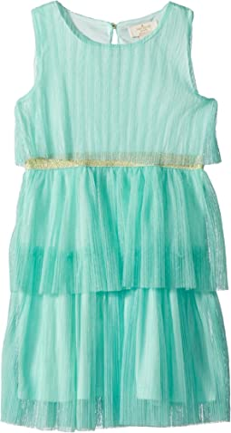 Pleated Dress (Toddler/Little Kids)