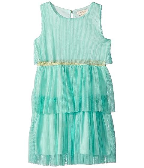 Kate Spade New York Kids Pleated Dress (Toddler/Little Kids)
