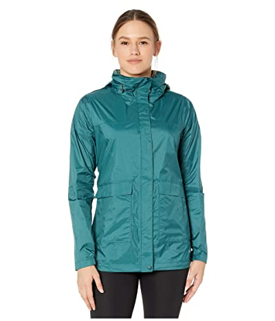 Marmot Ashbury PreCip(r) Eco Jacket (Deep Teal) Women