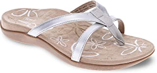 ORTHAHEEL Womens Moraga Sandal - Featuring Unique Orthotic Midsole to Help Relieve Foot and Lower Body Pain