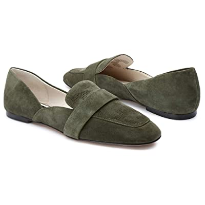 Sanctuary Sass 2.0 (Deep Moss Suede) Women