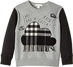 Burberry Kids - Rain Cloud Sweater (Little Kids/Big Kids)