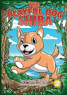 Playful Dog Shiba