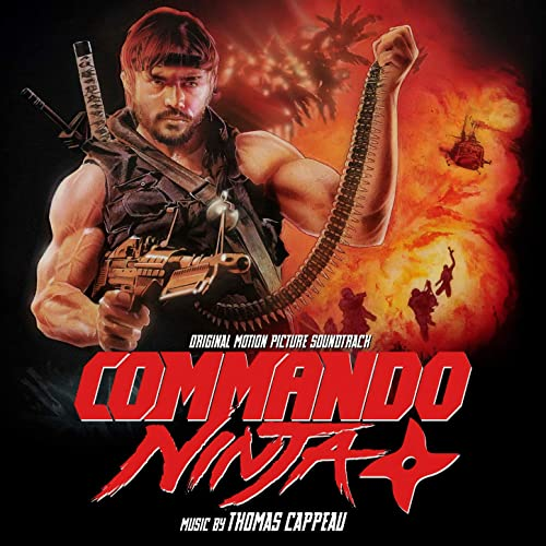Commando Ninja (Original Motion Picture Soundtrack) de ...