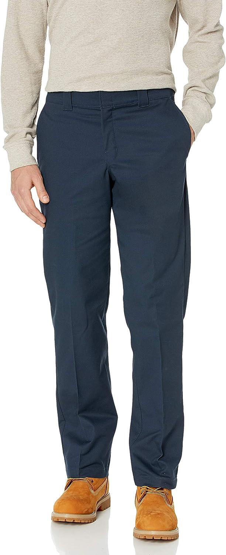 Dickies Men's Regular Fit Active Waist Work Pants
