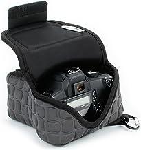 USA Gear FlexARMOR X - Funda para cámara Nikon D3400, Canon EOS Rebel SL2, Pentax K-70 y más