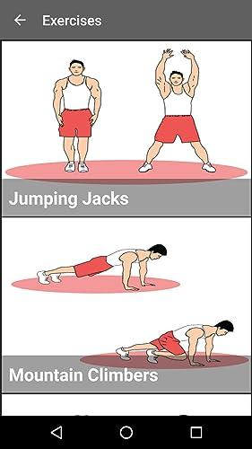 30 Tage Cardio Übungen - 6