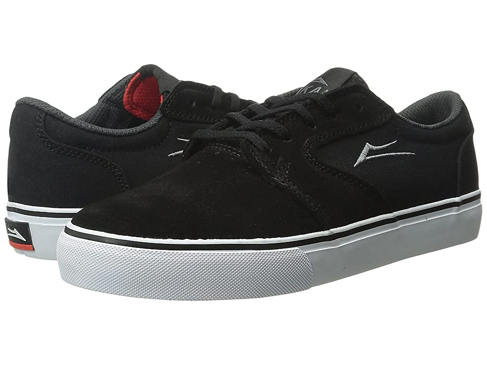 Lakai Fura (Black Suede/Canvas 1) Men