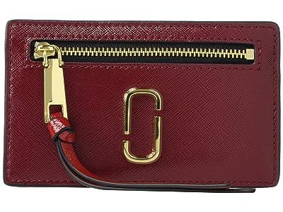 Marc Jacobs Cardholder (Cranberry Multi) Handbags