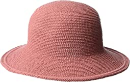 CHM5 Cotton Crochet Medium Brim Sun Hat