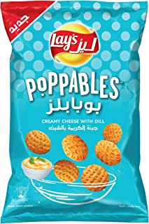 Lays Poppables Cream Cheese, 150 gm