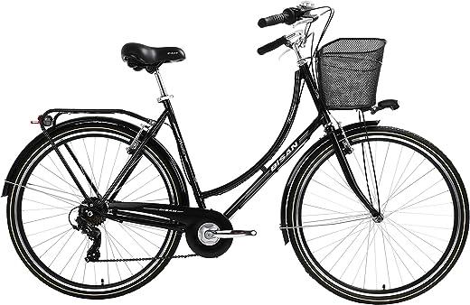 T 28 Zoll Damen City Rad Holland Fahrrad Bike CITYFAHRRAD DAMENFAHRRAD HOLLANDFAHRRAD HOLLANDRAD DAMENRAD Rad Bike Shimano 7 Gang Paradise S 2020…