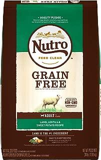 NUTRO Grain Free Natural Adult Dry Dog Food