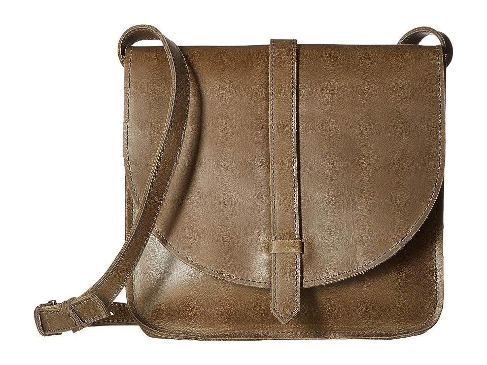 ABLE Tirhas Saddle Bag (Olive) Bags