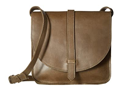ABLE Tirhas Saddle Bag (Olive) Bags