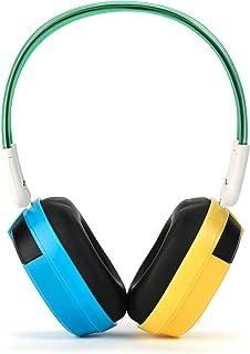 Bravo View IH-09AB - Kid-Friendly Automotive IR Wireless Headphones (Dual Source)