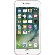 Apple iPhone 6S Plus, GSM Unlocked, 128GB - Rose Gold (Renewed)